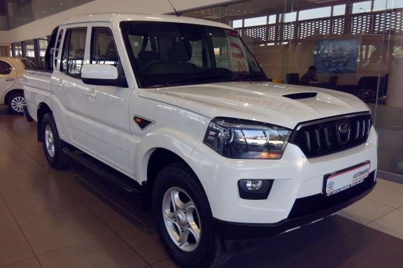 Mahindra Scorpio Pik-up 2.2CRDe double cab 2018