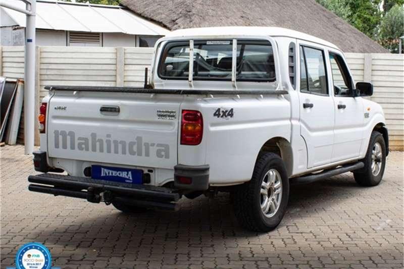 Mahindra Scorpio Pik-up 2.2CRDe double cab 4x4 2014