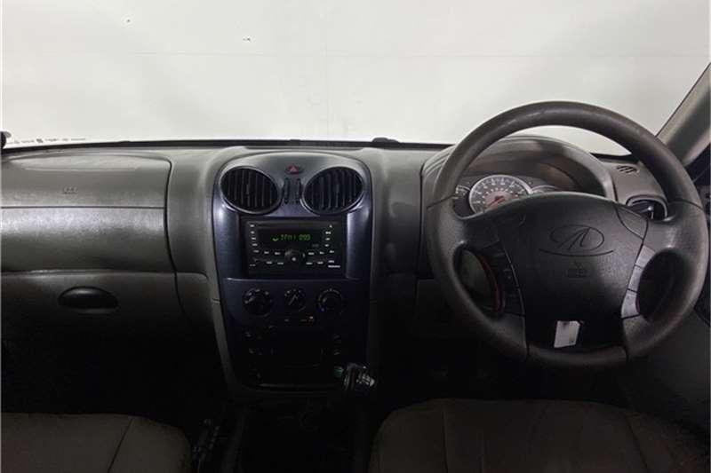 2014 Mahindra Scorpio Pik-up Scorpio Pik-up 2.2CRDe double cab 4x4
