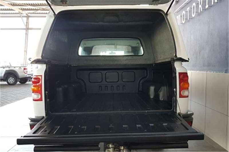 Mahindra Scorpio Pik-up 2.2CRDe double cab 4x4 2016