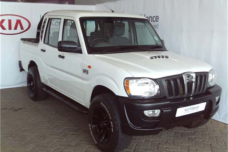 Mahindra Scorpio Pik-up 2.2CRDe double cab Adventure 2017