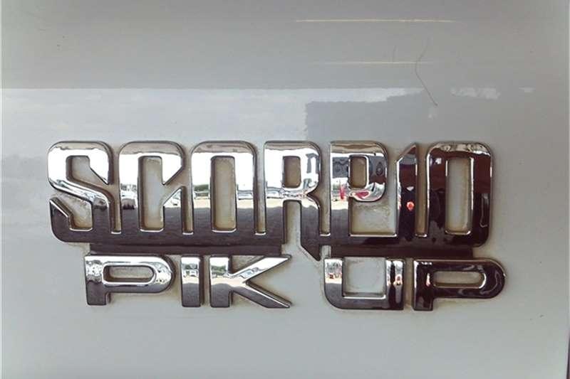 Mahindra Scorpio Pik-up 2.2CRDe double cab Adventure 2017