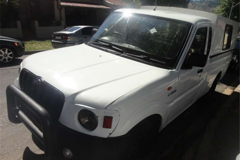 Mahindra Scorpio Pik-up 2.5 TURBO DIESEL 2009