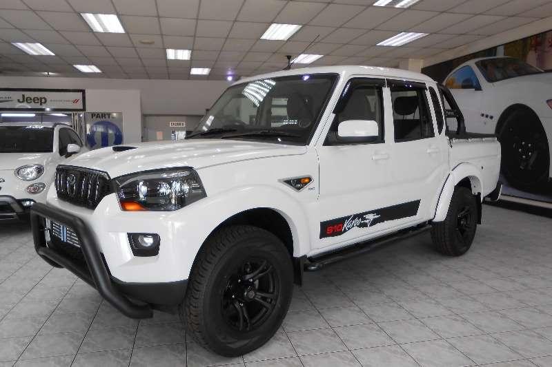 Mahindra Scorpio Pik-up 2.5TD double cab 2020