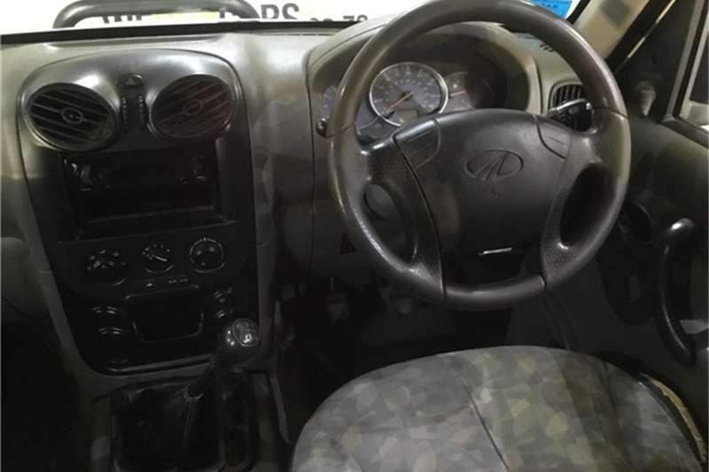 Mahindra Scorpio Pik-up 2.5TD double cab 4x4 2008