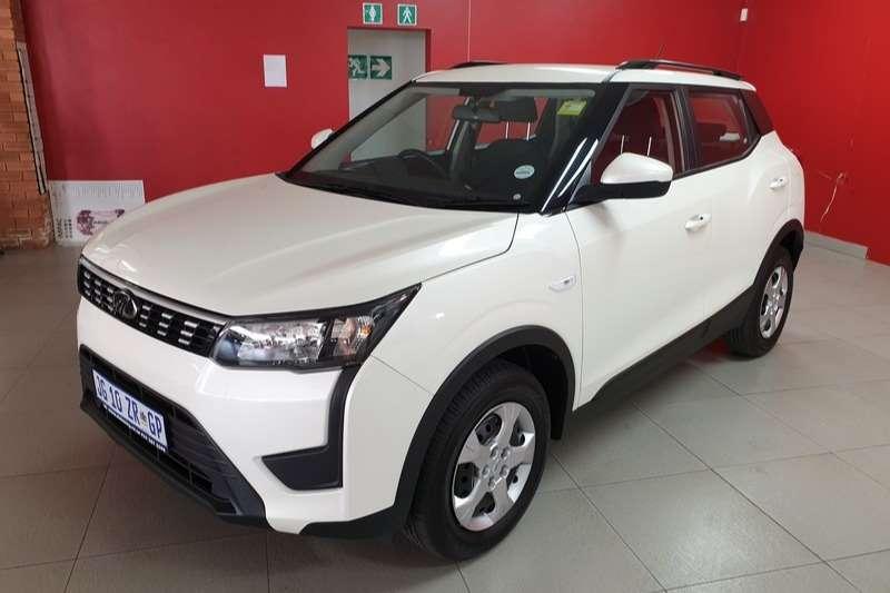 Mahindra XUV300 1.2T (W6) 2019