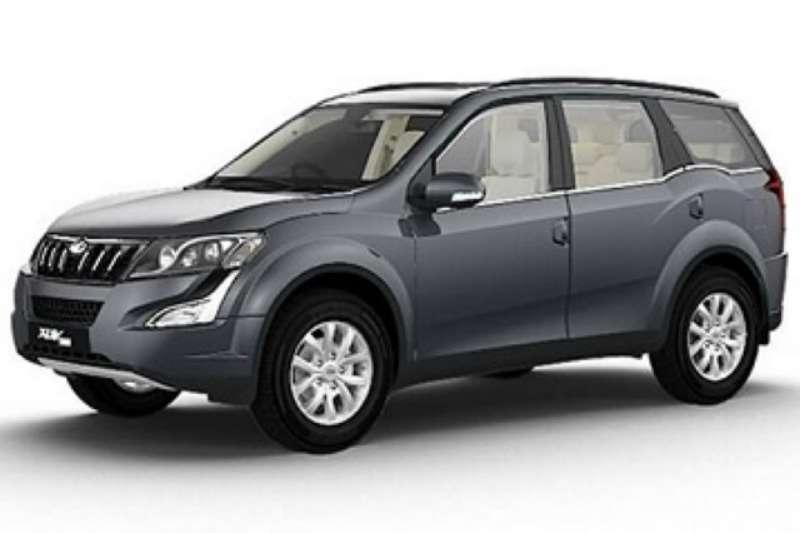 Mahindra XUV500 2.2CRDe W8 2019