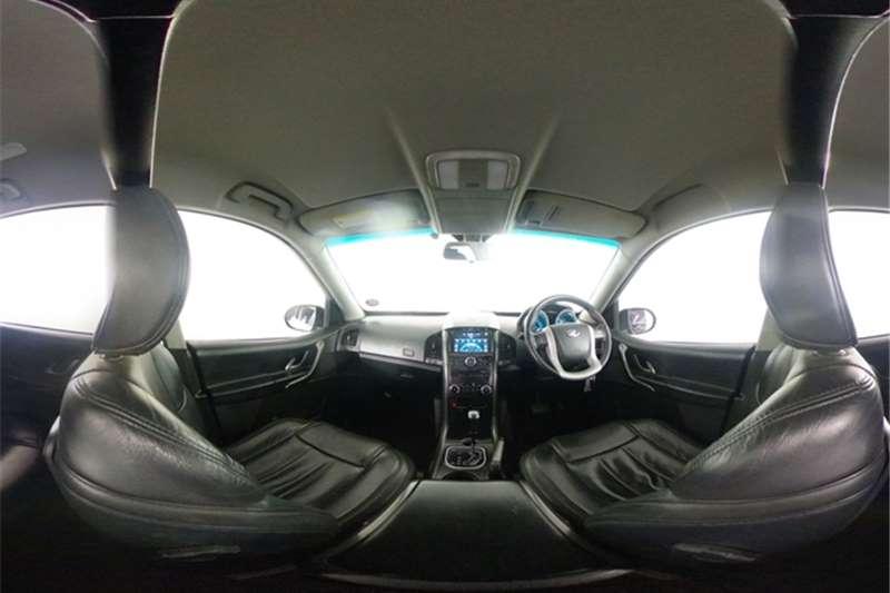 Used 2017 Mahindra XUV500 2.2CRDe W8 auto