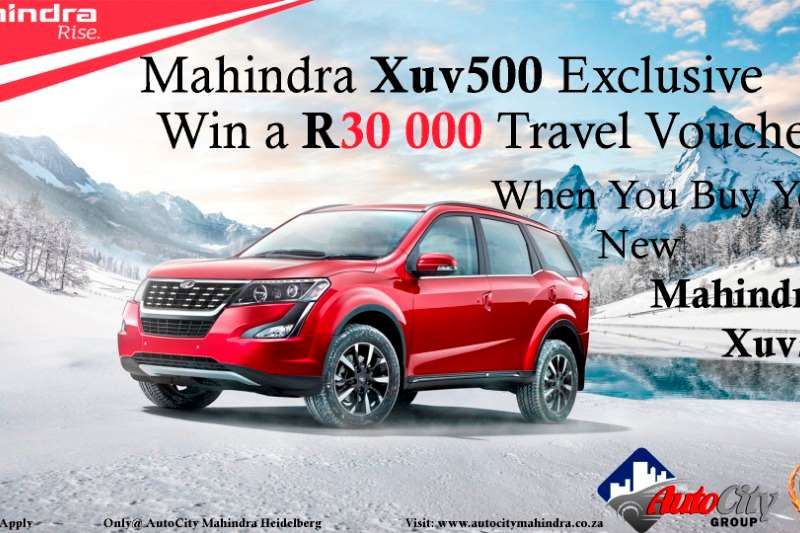 Mahindra XUV500 2.2CRDe W8 AWD 2020