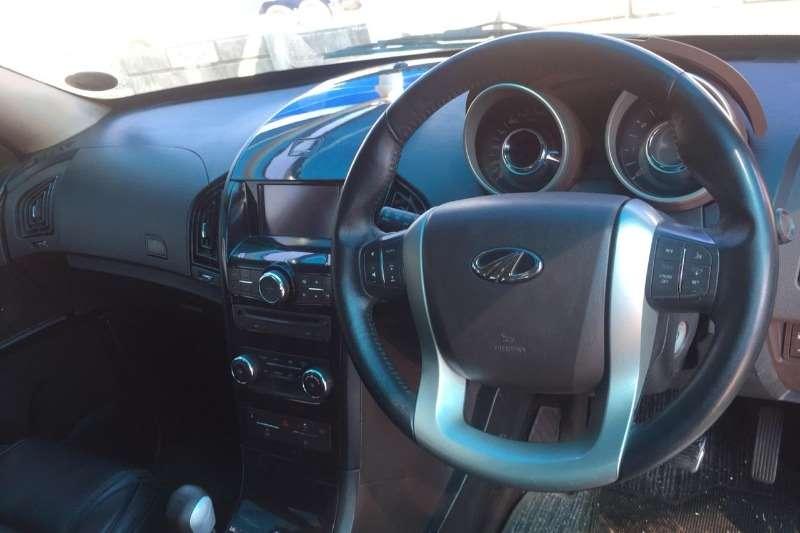 2012 Mahindra XUV500 XUV 500 2.2D MHAWK (W8) 7 SEAT