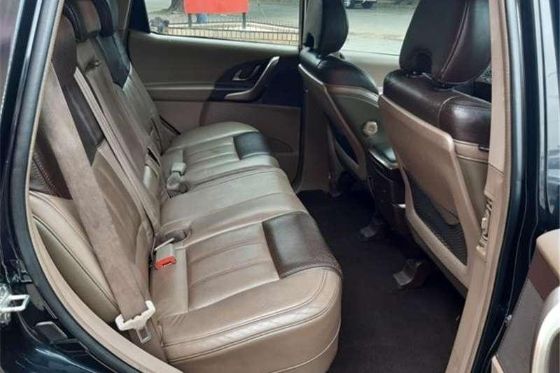 Mahindra XUV500 2.2D MHAWK (W8) 7 SEAT 2013