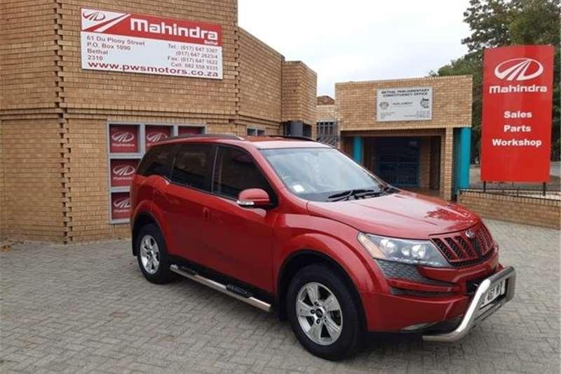 Mahindra XUV500 2.2D MHAWK (W8) 7 SEAT 2014