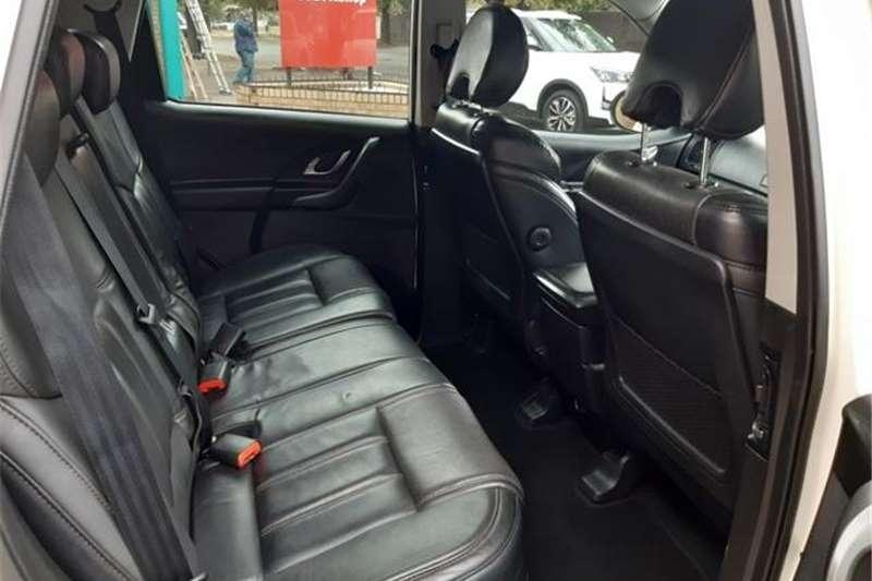 Mahindra XUV500 2.2D MHAWK (W8) 7 SEAT 2018