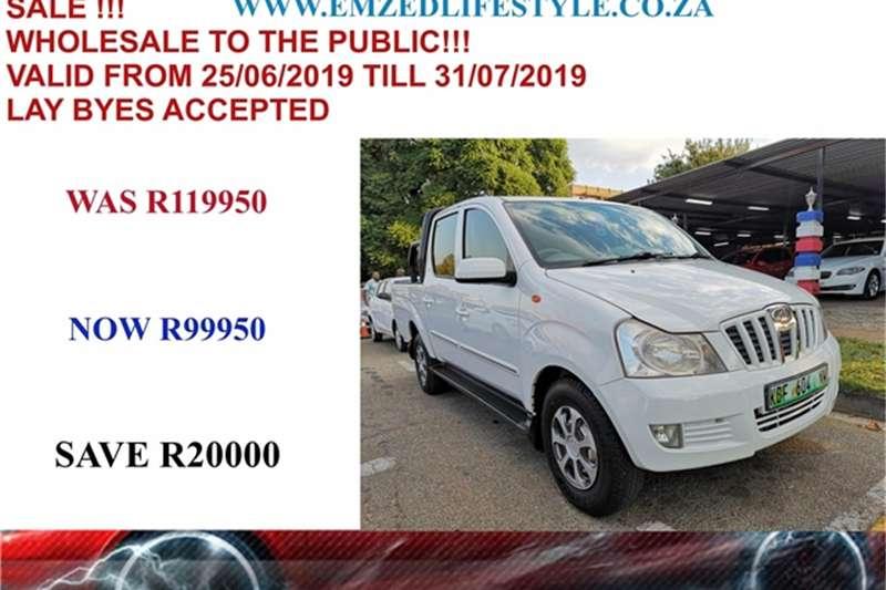2014 Mahindra XUV500 2.2CRDe W4