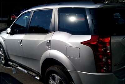Mahindra XUV500 XUV 500 2.2D MHAWK (W8) 7 SEAT 2012