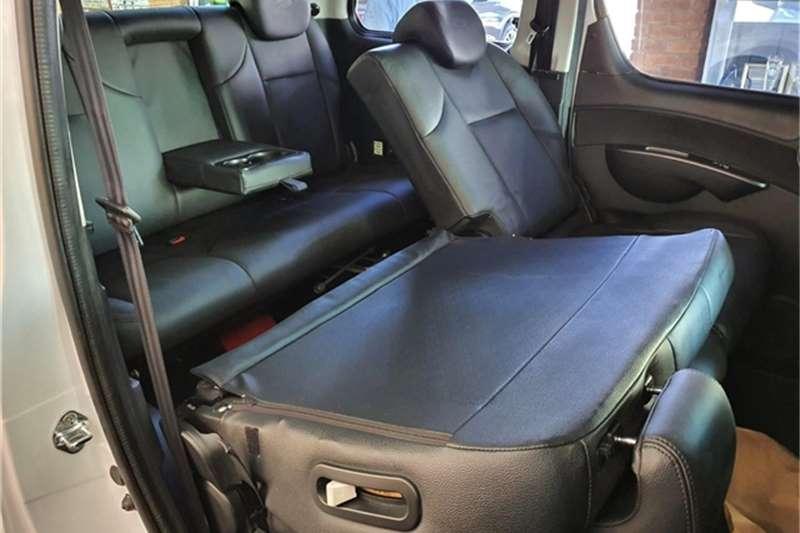 2015 Mahindra Xylo Xylo 2.2CRDe E8 8-seater