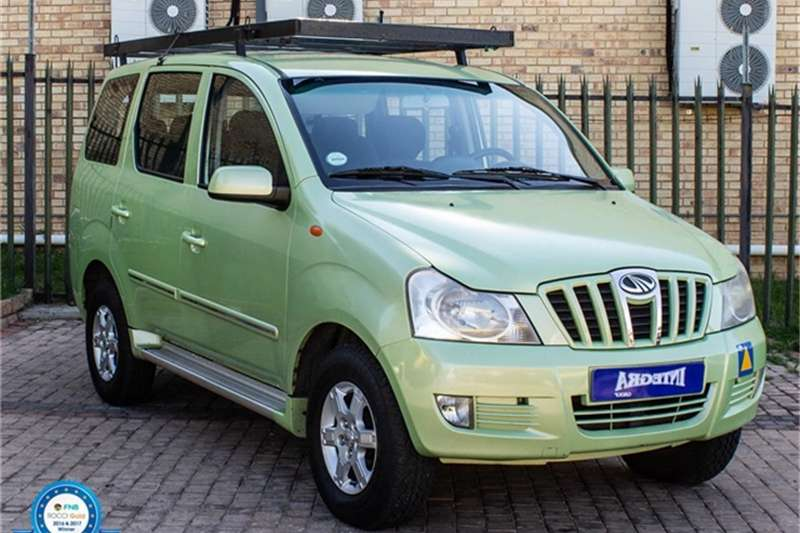 2010 Mahindra Xylo 2.5CRDe E8 8 seater