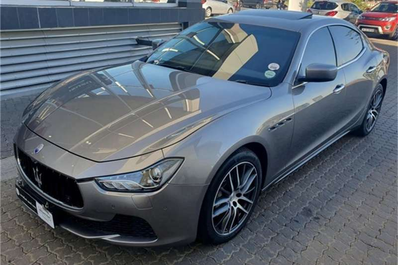 Maserati Ghibli DIESEL 2017