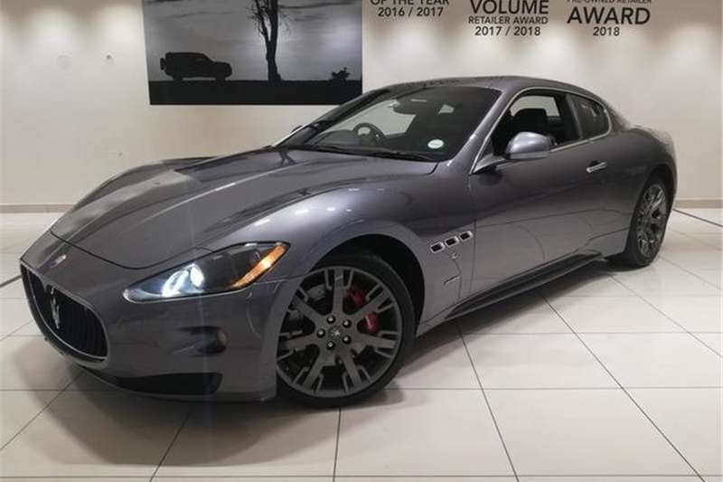 Maserati Granturismo 2010