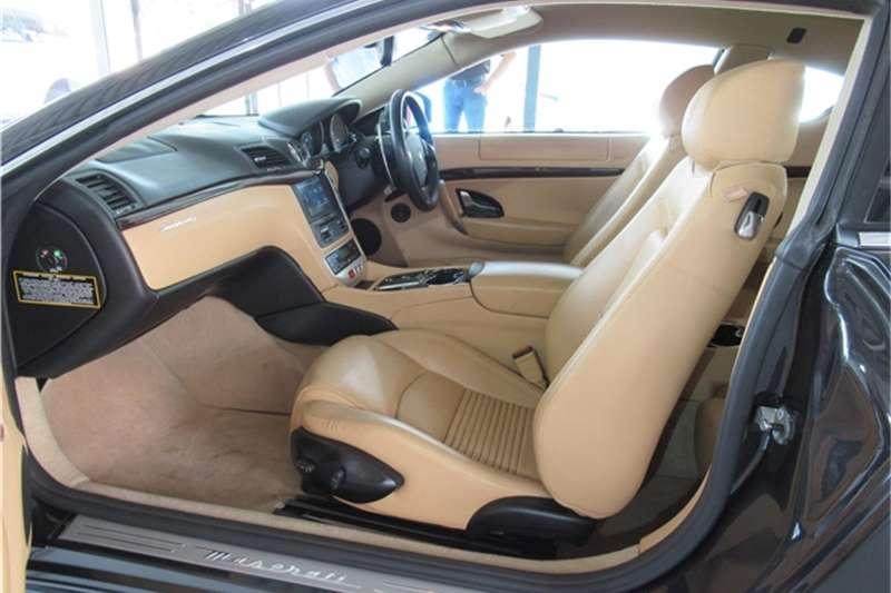 Used 2009 Maserati Granturismo S Cambiocorsa