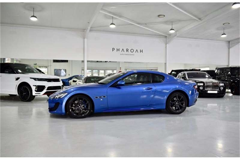 Maserati Granturismo S Cambiocorsa 2013