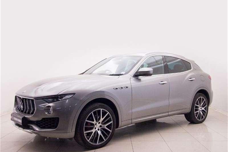 Maserati Levante Diesel 2017