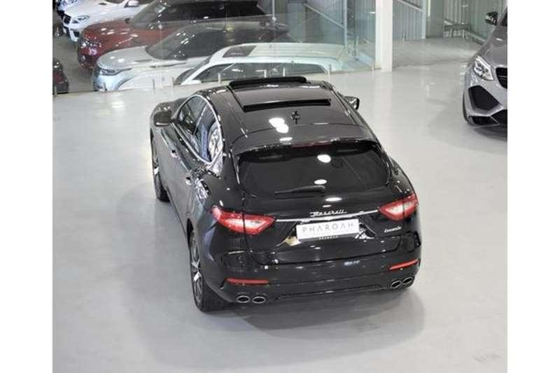 Maserati Levante Diesel 2018
