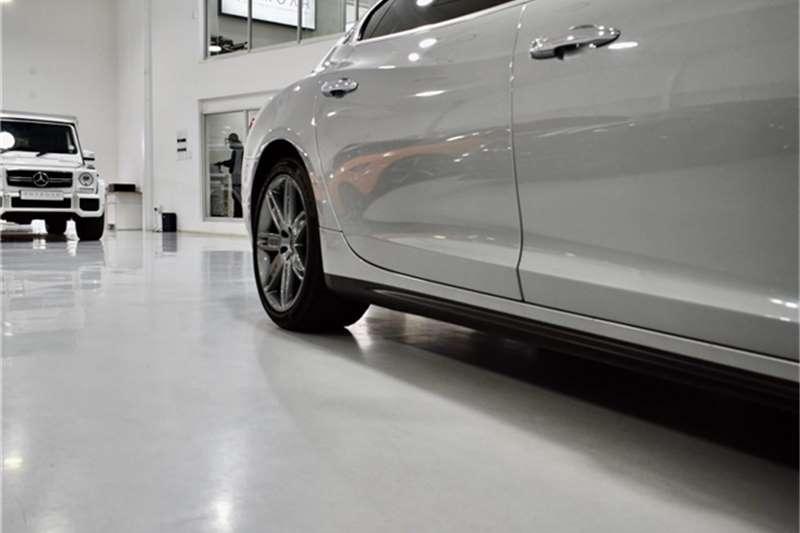 Used 2016 Maserati Quattroporte