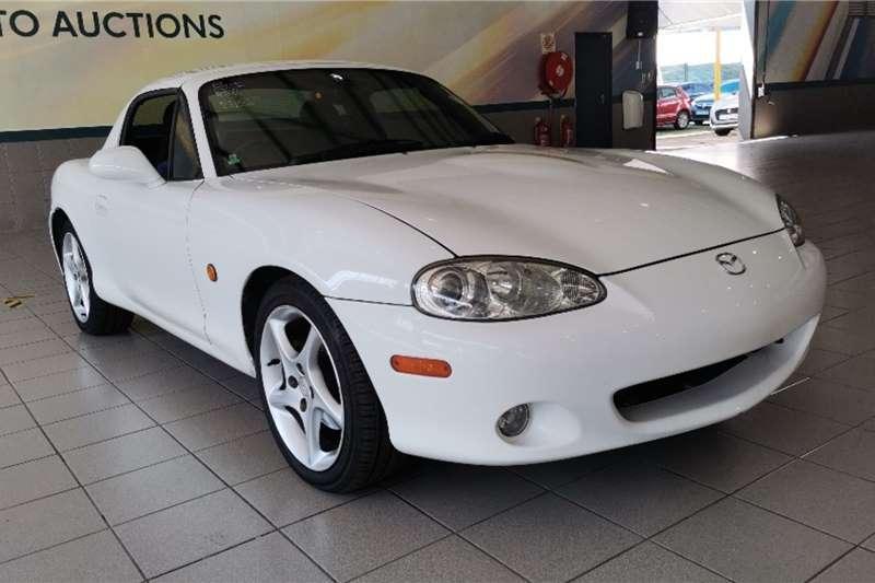 2004 Mazda 121