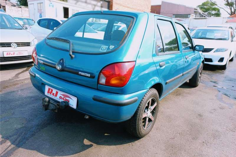 Used 1997 Mazda 121