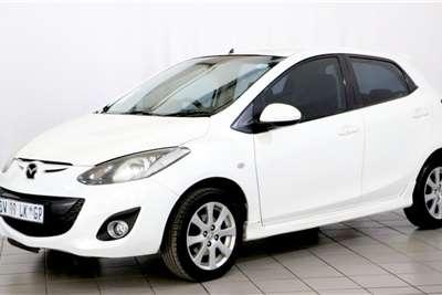 Mazda 2 1.3 Dynamic 2012