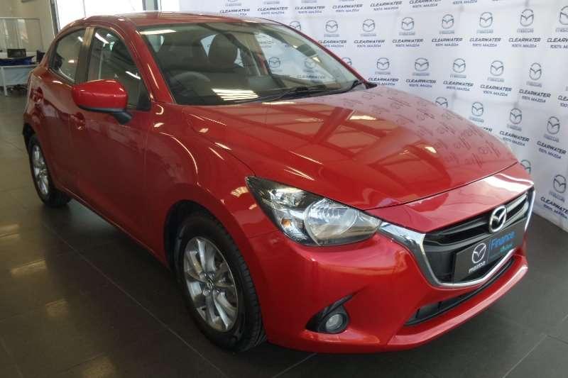2015 Mazda 2 Mazda 1.5 Dynamic