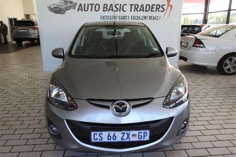 2013 Mazda 2 Mazda hatch 1.3 Dynamic