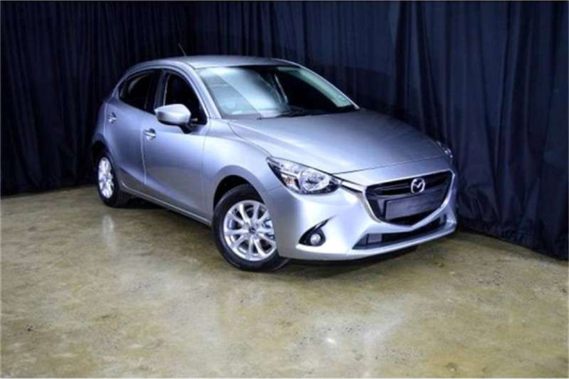 2015 Mazda 2 Mazda 1.5 Dynamic auto