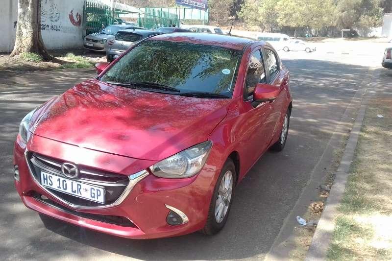 2017 Mazda 2 Mazda 1.5 Active