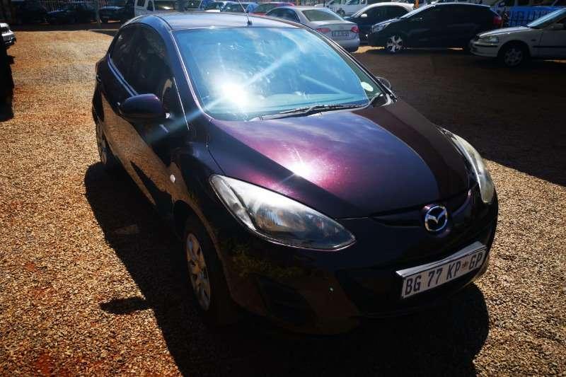 2011 Mazda 2 Mazda 1.5 Active