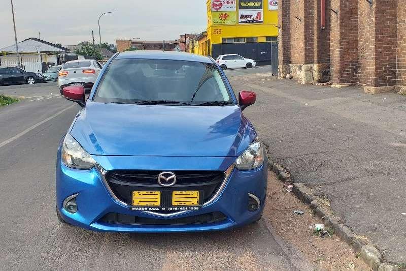 2018 Mazda 2 Mazda 1.5 Dynamic