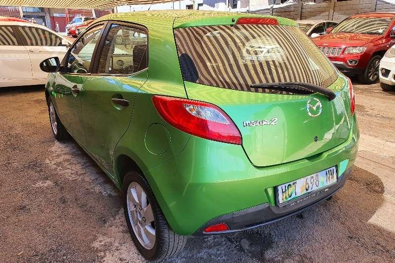 2008 Mazda 2 Mazda 1.5 Active