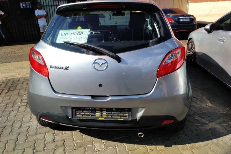 2011 Mazda 2 Mazda 1.5 Dynamic