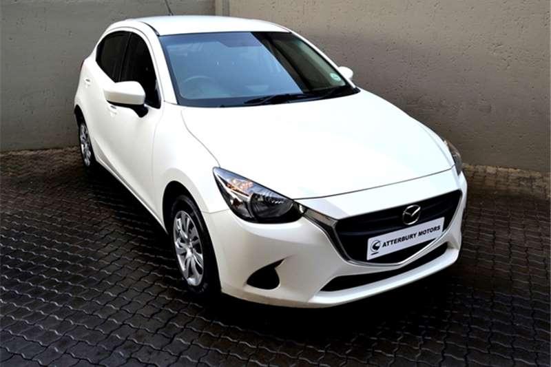 2015 Mazda 2 Mazda 1