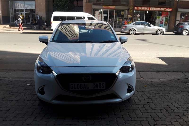 2019 Mazda 2 Mazda 1.5 Dynamic auto