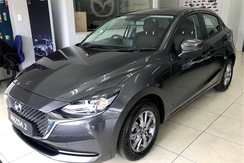 2020 Mazda 2 Mazda 1.5 Dynamic auto