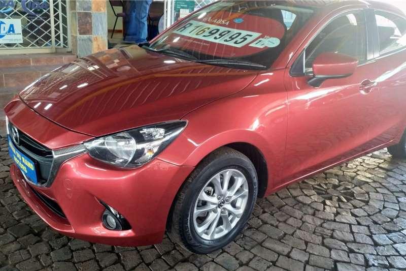 2017 Mazda 2 Mazda 1.5 Dynamic