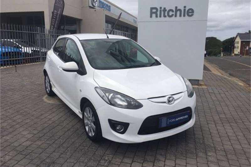2011 Mazda 2 Mazda hatch 1.3 Dynamic
