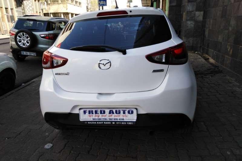 2016 Mazda 2 Mazda 1.5 Active