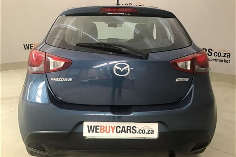 Mazda 2 Mazda 1.5 Dynamic 2017