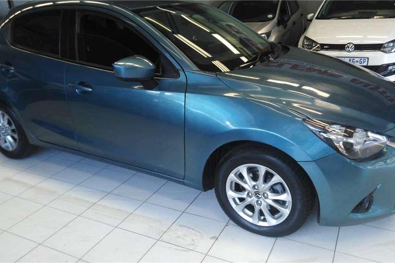 Mazda 2 Mazda 1.5 Dynamic auto 2015