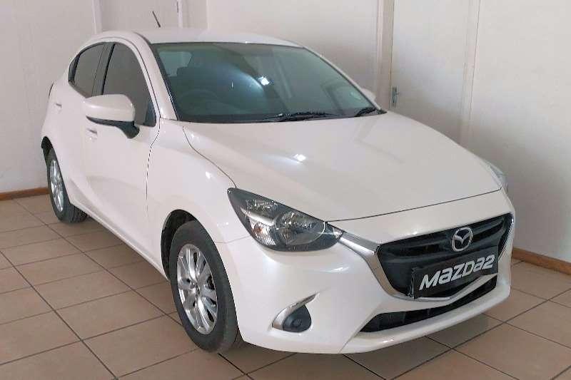 Mazda 2 Mazda 1.5 Dynamic auto 2017