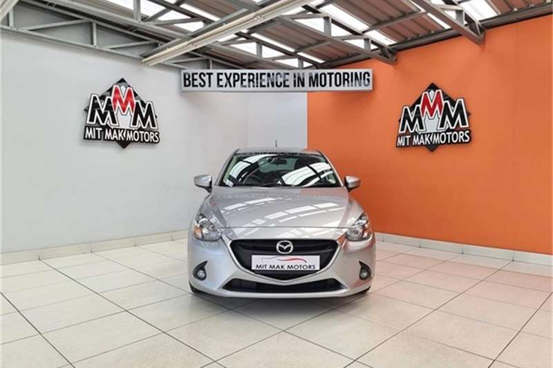 Used 2017 Mazda 2 Mazda 1.5 Dynamic auto