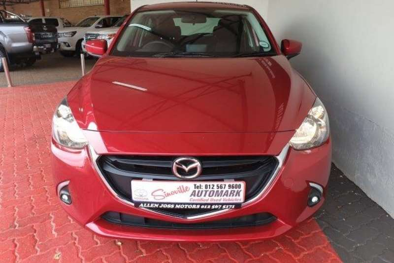 Mazda 2 Mazda 1.5 Dynamic auto 2018